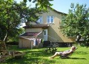 Ferienhaus f. 8 Pers in Totebo, Nähe Vimmerby inkl Boot/WLAN