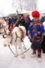 Vintermarknad - Wintermarkt der Sami in Jokkmokk
